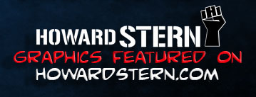 My Howard Stern Graphics
